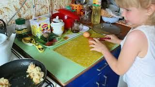 как правильно жарить яйца