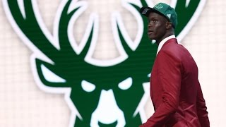 Thon Maker 2016-2017 NBA Season Complete Highlights - Real Life Demi-God!