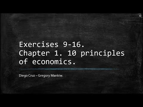 Exercises 9 16 Chapter 1 10 Principles Of Economics Gregory Mankiw