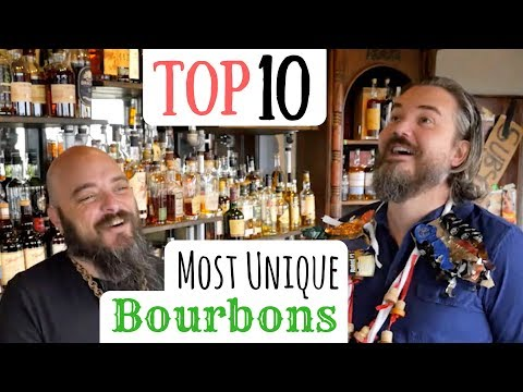 Top 10 Unique and Interesting Bourbons (Crowdsourced from Whiskey Lovers)