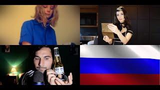 asmr foreigners speak russian 3