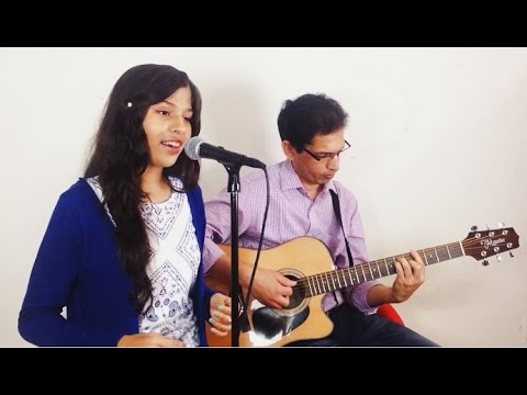 Na Jiya Lage Na | Acoustic cover by Priya Nandini & her dad Lekh Raj