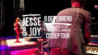 "Jesse & Joy - 9 de Febrero 2013 - Auditorio Telmex  Guadalajara ""Proximamente"" CQSQEP Tour"