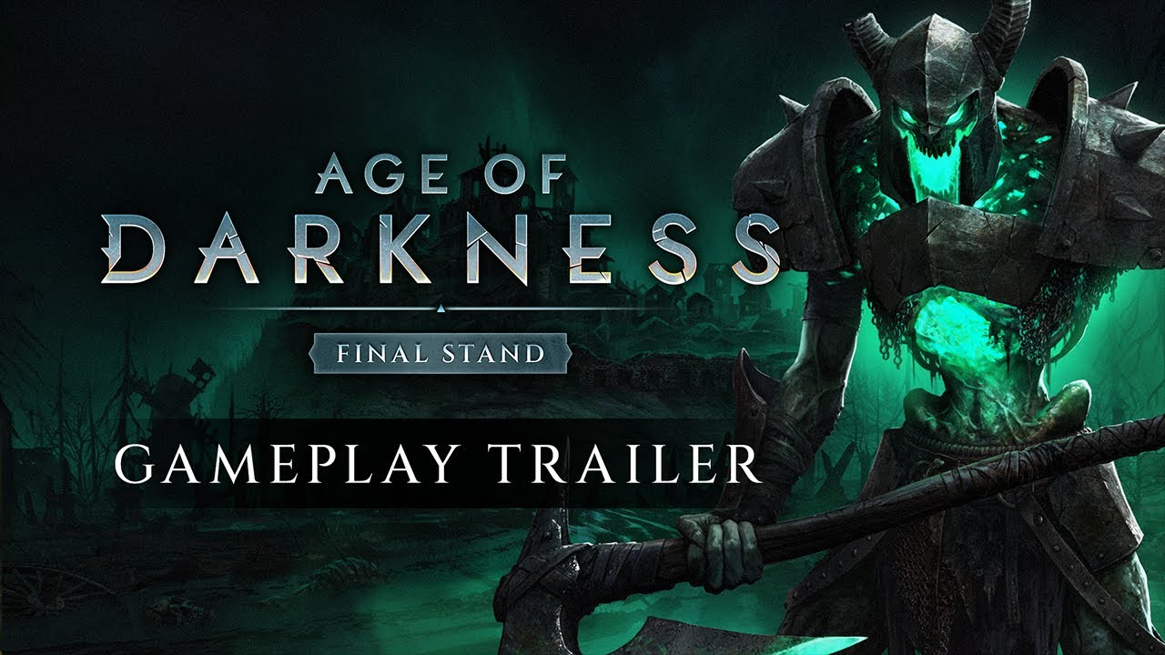Age Of Darkness: Final Stand Launches Into Early Access September 15th
