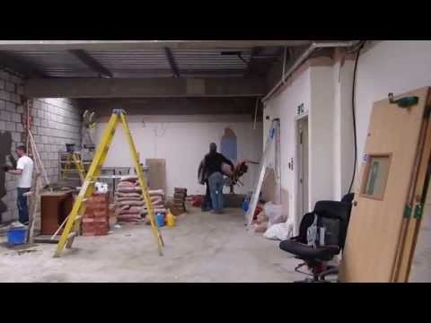 Spitfire Presents: How to Build a Recording Studio - weeks 1 and 2