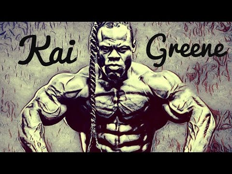 KAI GREENE  MY WORK ETHIC IS SICK