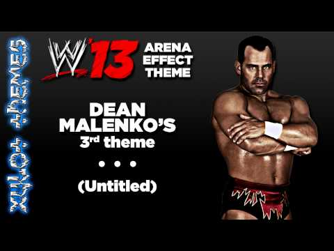 WWE '13 Arena Effect Theme - Dean Malenko's 3rd WWE theme (Untitled, Loop Edit)