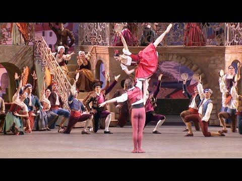 """Премьера балета """"Дон Кихот""""! - """"Don Quixote"""" ballet premiere!"""