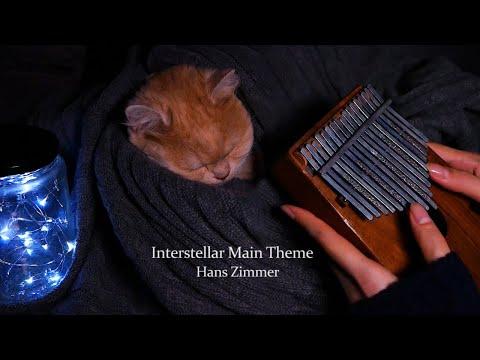 Interstellar Main Theme, Hans Zimmer - Kalimba cover.