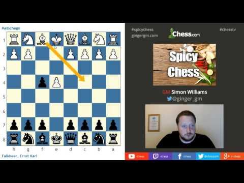 #ChessMonday Spicy Chess W/ Host GM Simon Williams