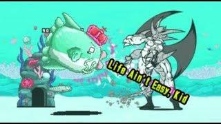 Survive! Mola Mola! (The Battle Cats x Mola Mola Collab)