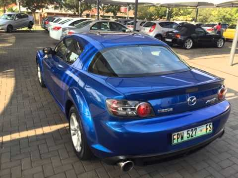 2004 MAZDA RX-8 Auto For Sale On Auto Trader South Africa
