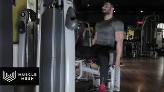 Abduction - Musclemesh Egzersiz Hareketleri - Bacak