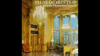 Two Bohemian Flute Quartets (1/2: Reicha: Flute Quartet no. 1. in G minor, op. 98 no. 1)