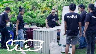 Para Aktivis Membuat Perubahan Untuk Bali Yang Bersih: The Pledge