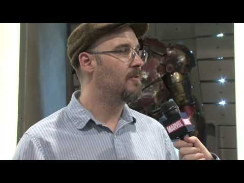 Watch Marvel One on One: Ed Brubaker
