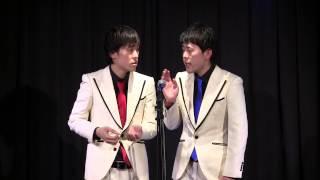 吉田たち 漫才「こするなでる」