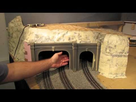 Building O-Scale Mountains – Part 2 of 6