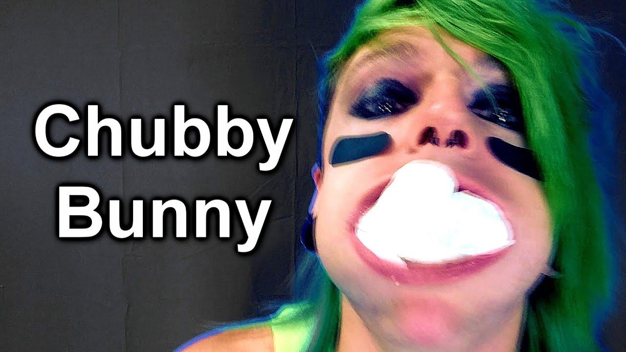 Chubby bunny world record