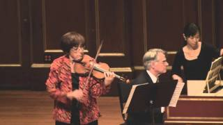 Miriam Fried plays Bach Sonata No.2 BWV 1015 (made by SiMon) in 1080p HD
