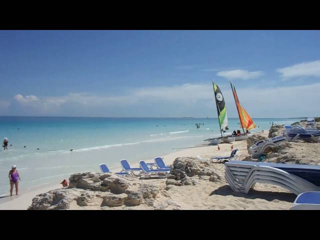 Playa Cayo Santa Maria, september 2016