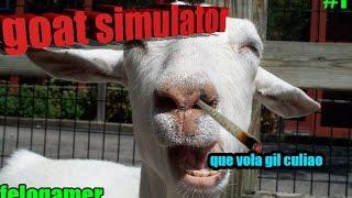la cabra con esteroides #1