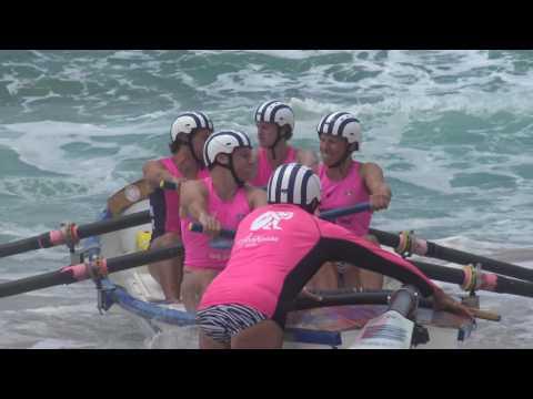 Newport Surf Boat Carnival - Long Reef - 4K