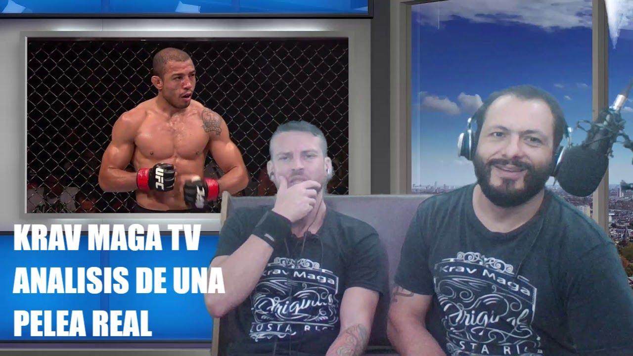 Krav Maga TV - Analisis de una Pelea Real