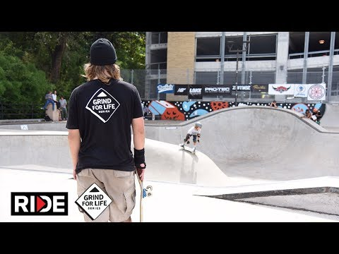 Grind for Life Series at Austin Presented by Marinela