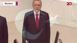 Erdogan Janji Jadikan Turki 10 Besar Kekuatan Ekonomi Dunia