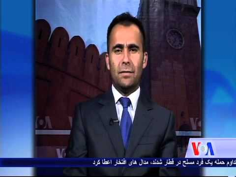 Ayubzada discusses the Afghan election reform commission - VOA Ashna