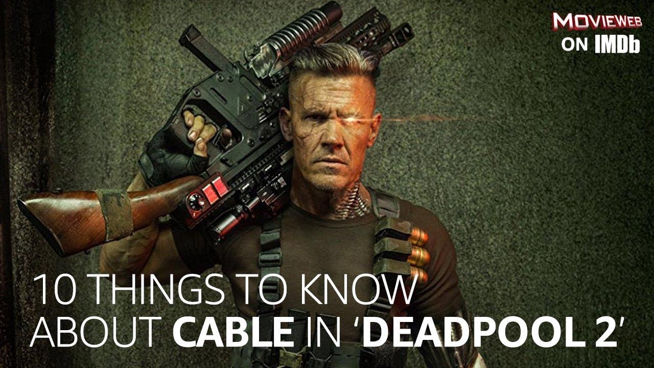 Imdb Deadpool 2