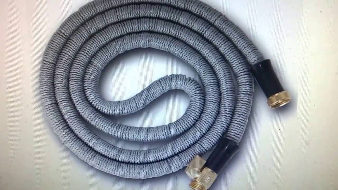 Amazon Platinum 25 Expandable Hose Strongest Expanding Garden