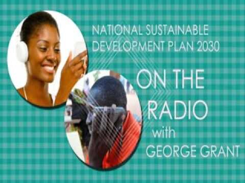 Nation Plan 2030 on the George Grant Radio Programme