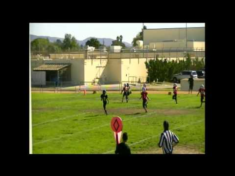 Carson Heath 40yd TD reception (#4) vs Santa Barbara