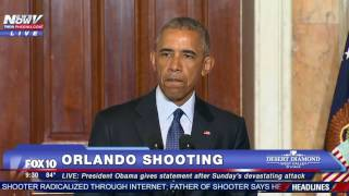 FNN: Obama Talks About Orlando Shooting, Fighting ISIS and Phrase Radical Islam - FULL SPEECH