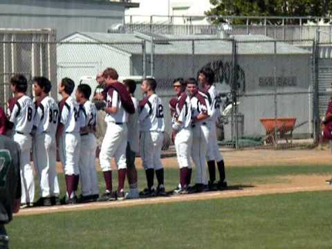 20 May 2010 RBV baseball vs Poway, .AVI