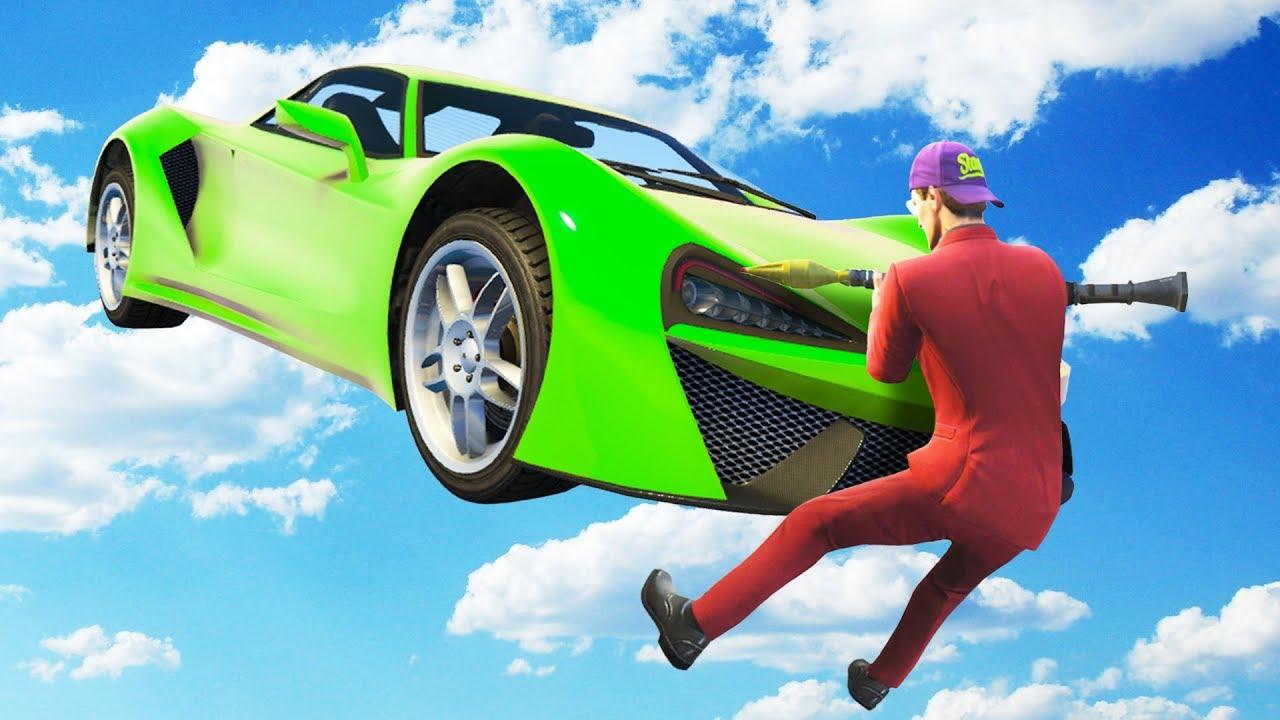 SLOGOMAN VS JELLY GTA 5 Funny Moments  YouTube
