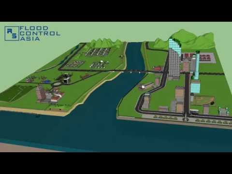 5 Methods of Flood Protection - Flood Control Asia