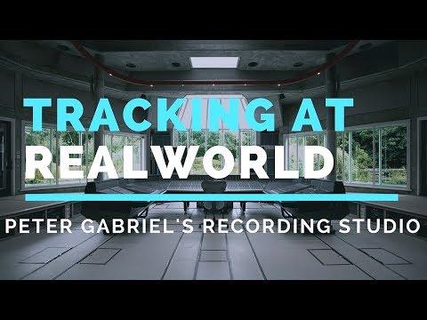 Tracking Bass Guitar at Real World Recording Studios | Joe Hubbard Bass