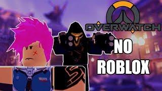 OVERWATCH... NO ROBLOX ⚫ Overblox