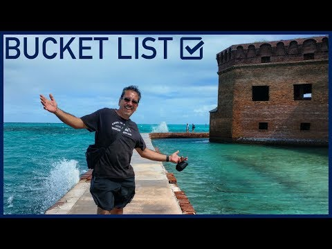 Dry Tortugas National Park - Traveling Robert