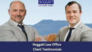 Hoggatt Law Office, P.C. Video - Hoggatt Law Office Client Testimonials