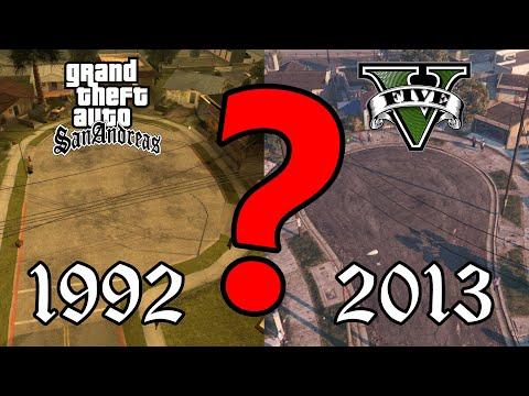🔎 Как банда Grove потеряла улицу в GTA 5?