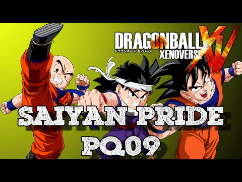 Saiyan's Pride // Parallel Quest 09 (How to Z-Rank WIP) - Dragon Ball Xenoverse ►The Arnolds Play
