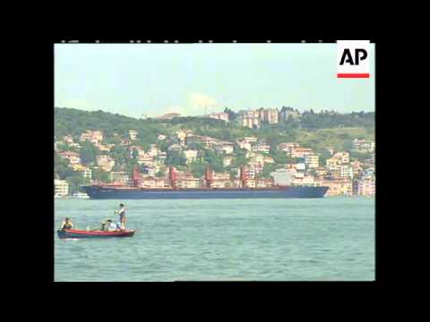 TURKEY: ROW BREWS OVER PLANS FOR MORE BOSPHORUS OIL SHIPMENTS