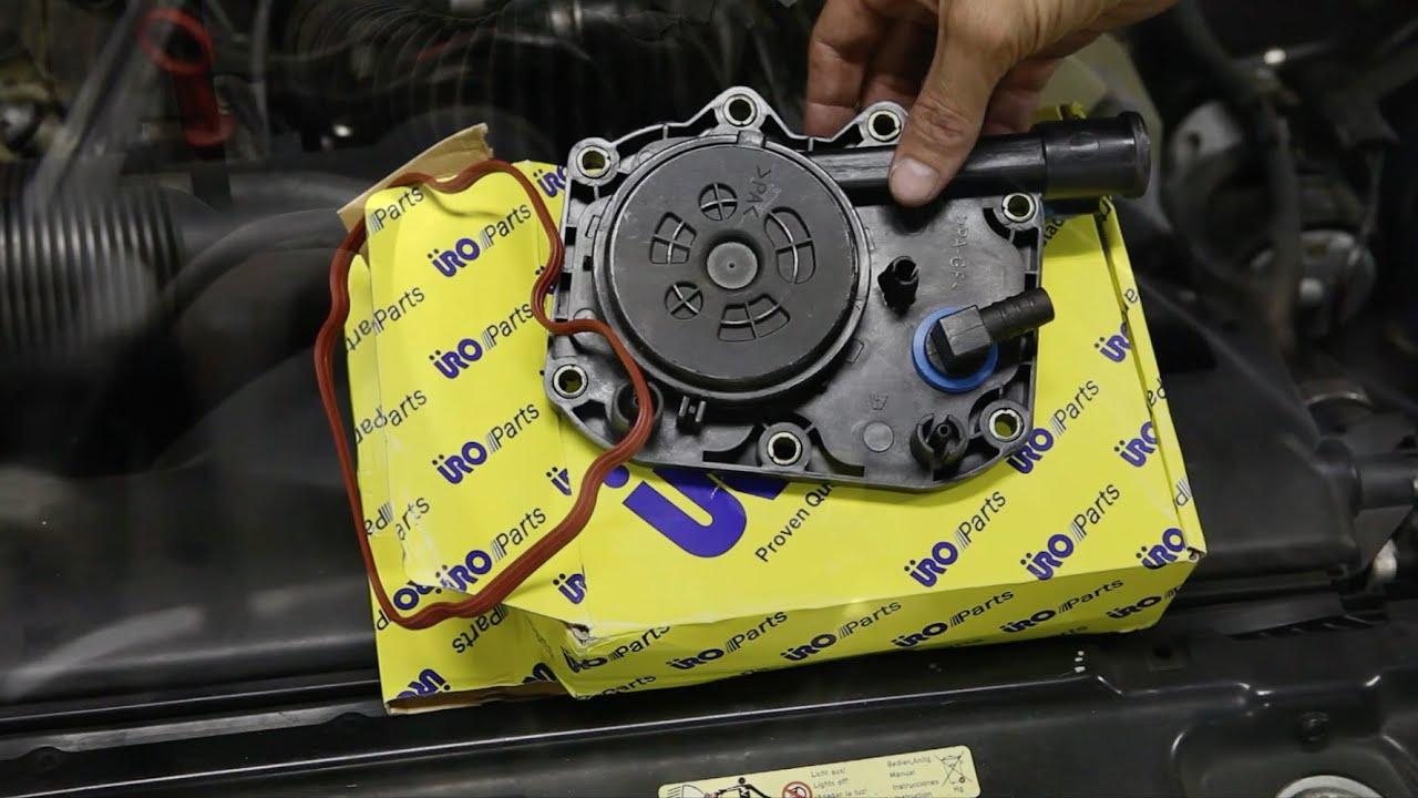 Engine Whine Whistle Noise From E39 Bmw 540i V8 Crankcase
