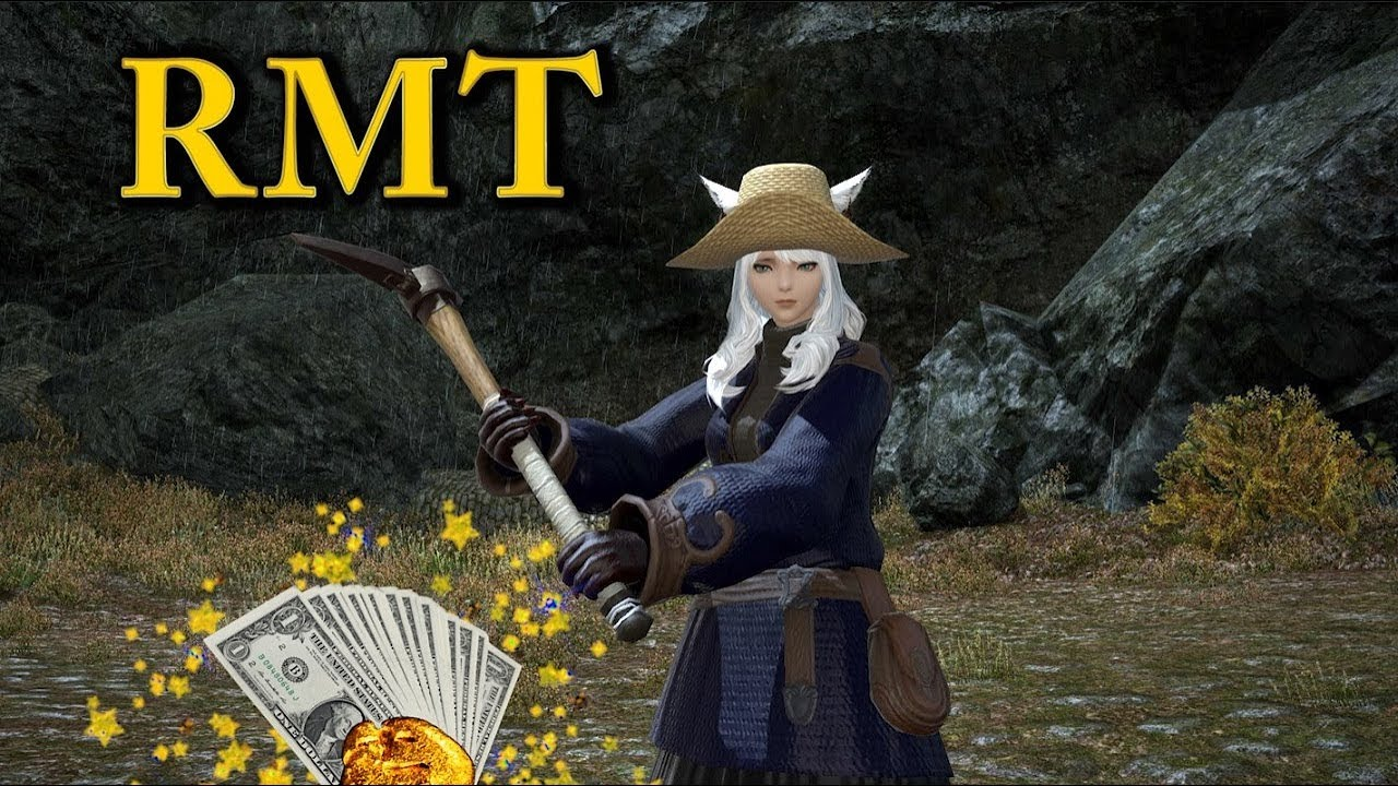 FFXIV: RMT and Square Enix's Response