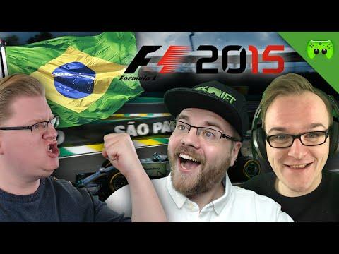 GP VON BRASILIEN 1/2 🎮 F1 2015 #18