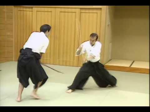 Classical Kenjutsu with O'Sensei Kuroda Tetsuzan
